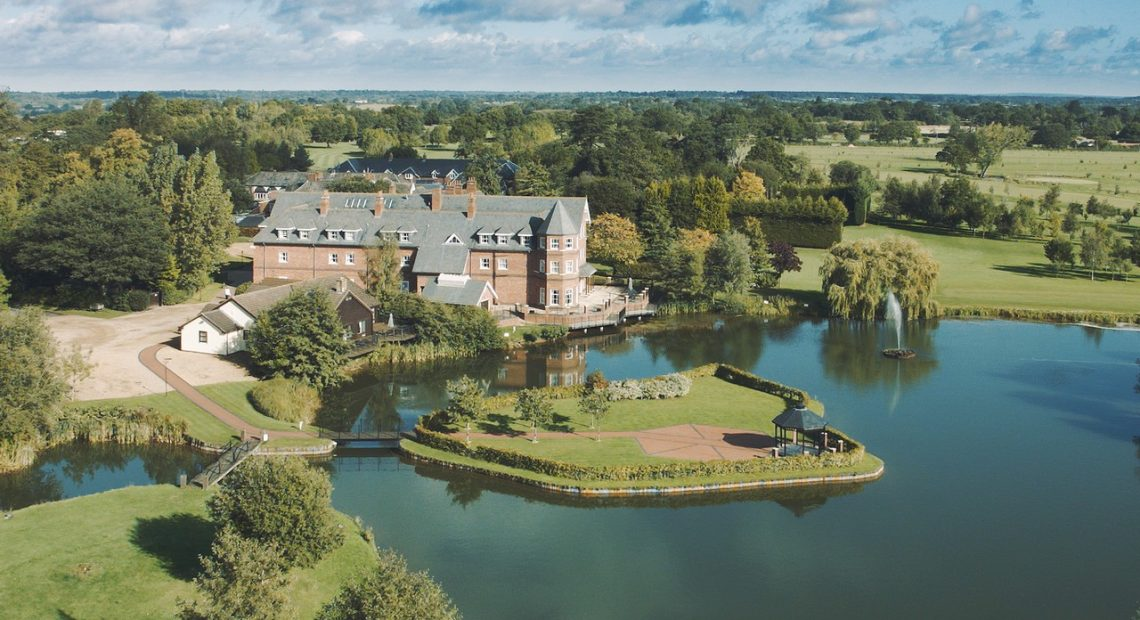 WIN A GOLF BREAK FOR FOUR AT ARDENCOTE MANOR