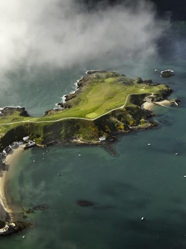 Nefyn Golf Club - Aerial View