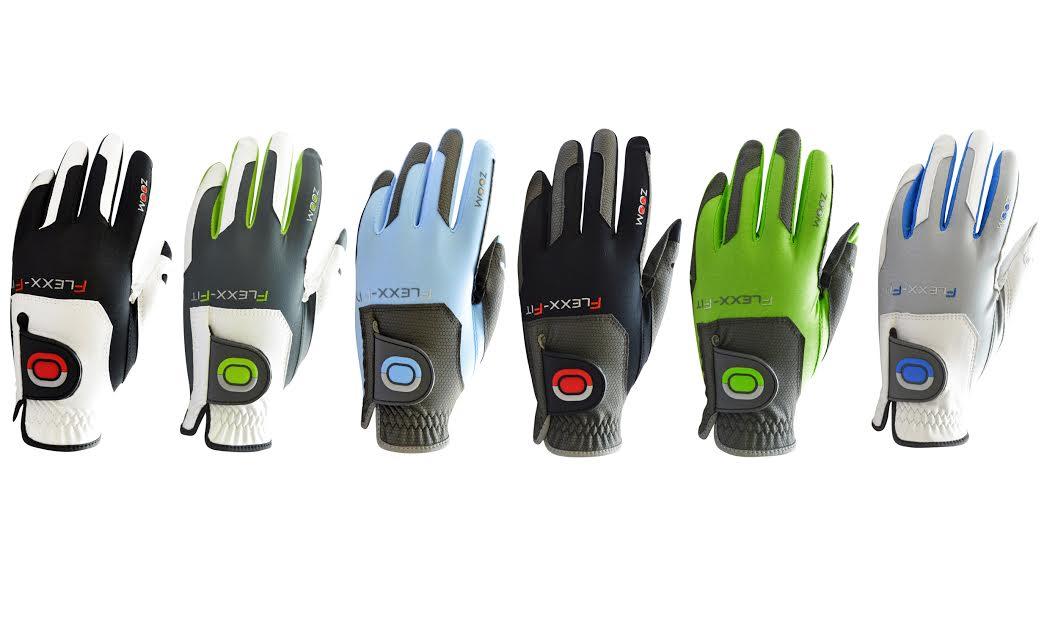 Zoom golf gloves