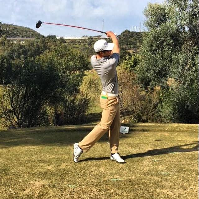 Graham Roberts - Eaton Golf Club