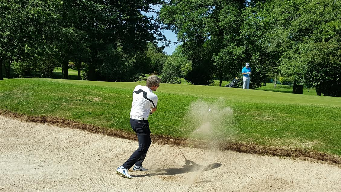 Perfect MG Par 3 Nailcote Hall - Action shot3