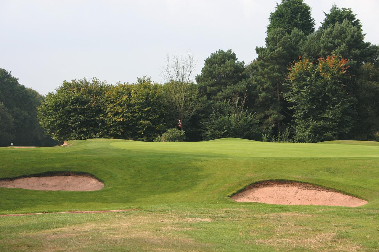 Bloxwich Course Green