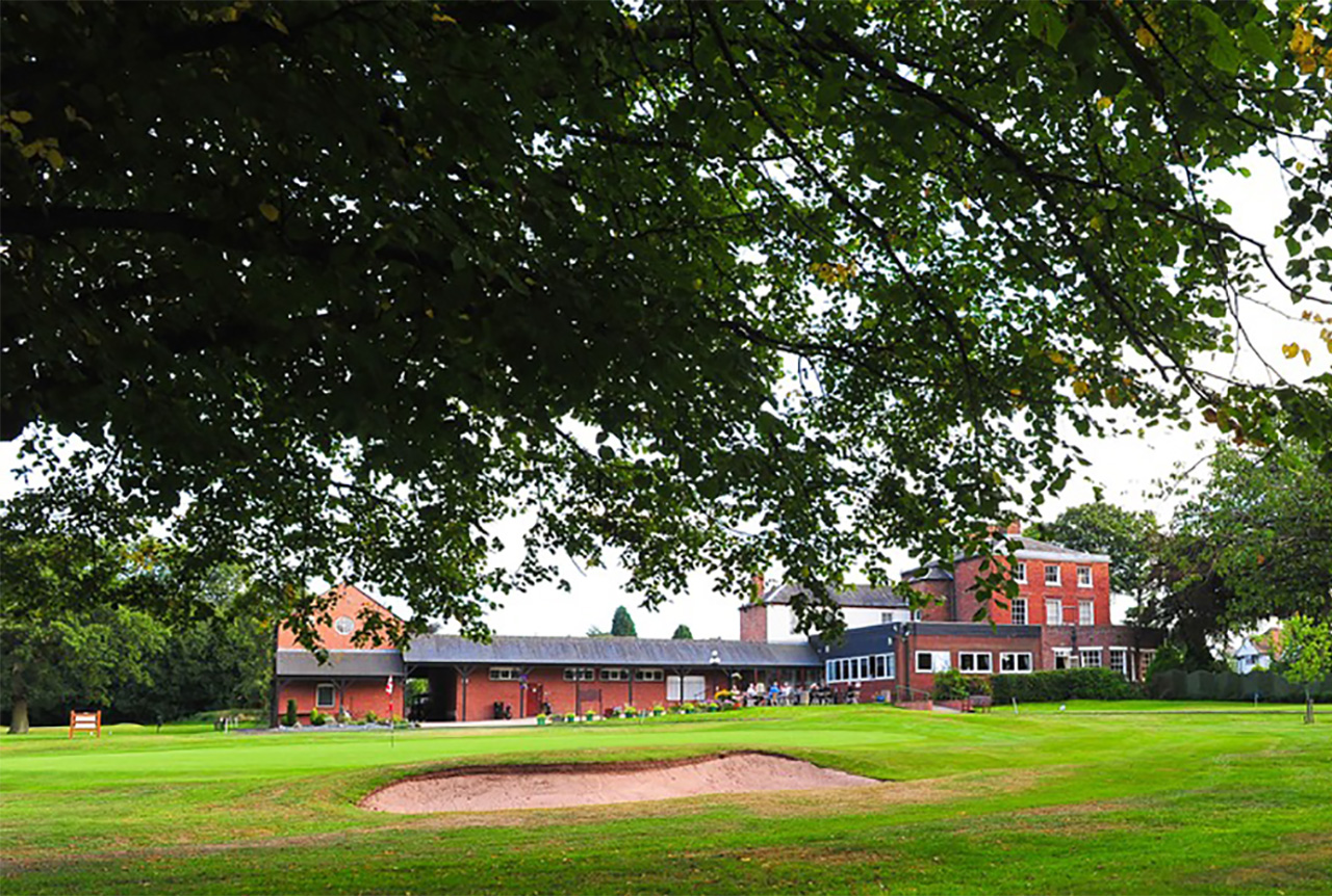Bloxwich Golf Clubhouse