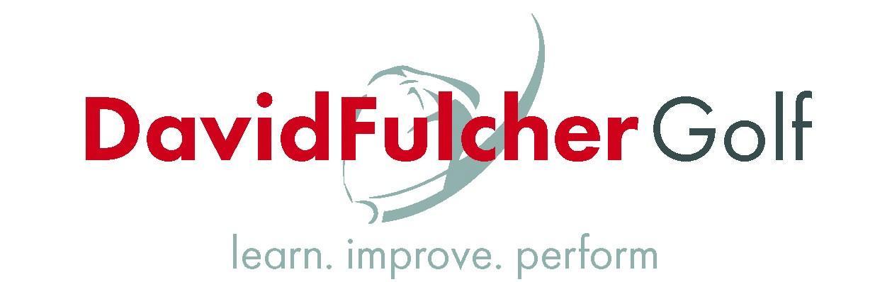 david fulcher PGA professional golfer logo