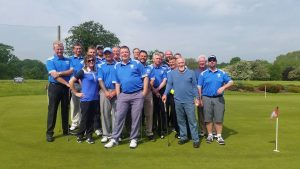 Leekbrook travellers golf society