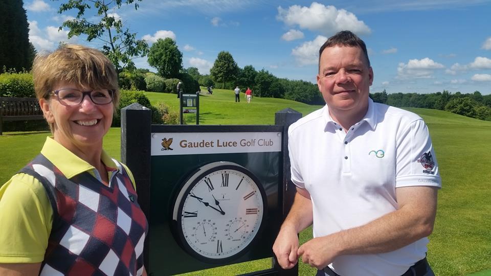 Gaudet Luce Golf Club - Mandy & Phil