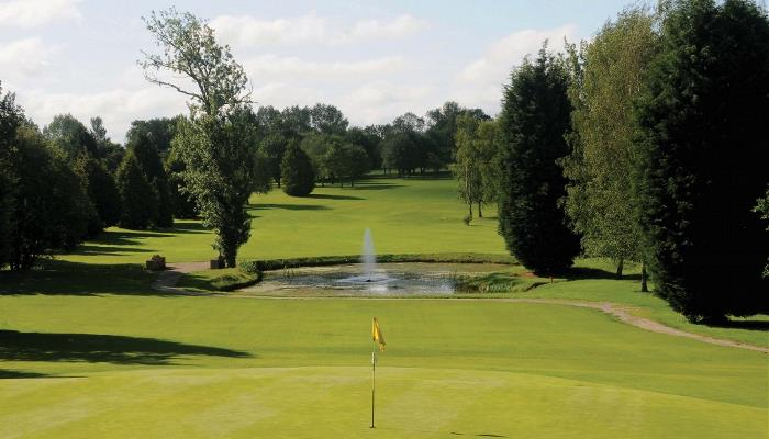 Ullesthorpe Court Golf Club