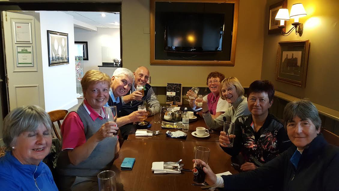Lea Marston Golf Club - MG Birdies