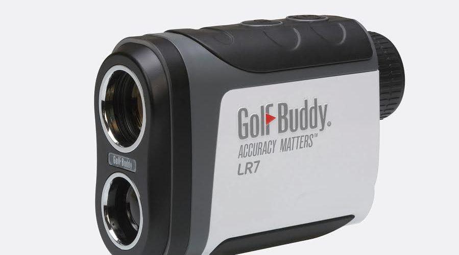 Golf Buddy LR7 Laser Rangefinder