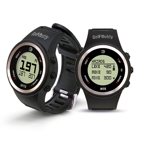 Two new GolfBuddy watches