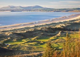 Golf Coast North Wales