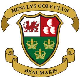 Henllys Golf Club Beaumaris logo