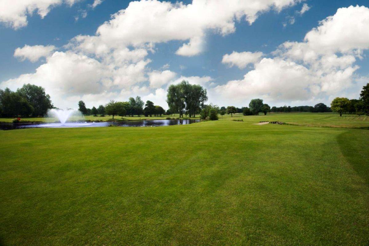 Lichfield Golf Club - 18th