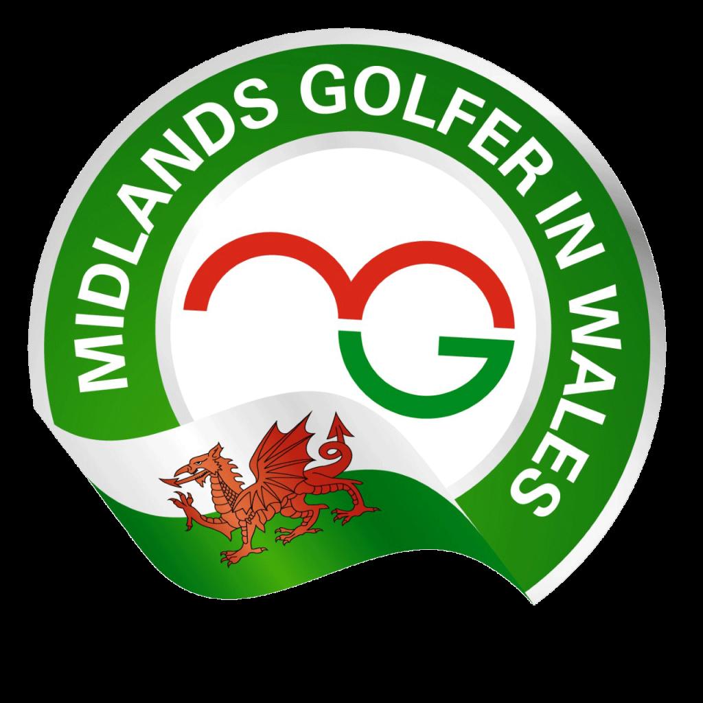 Midlands Golfer in Wales logo