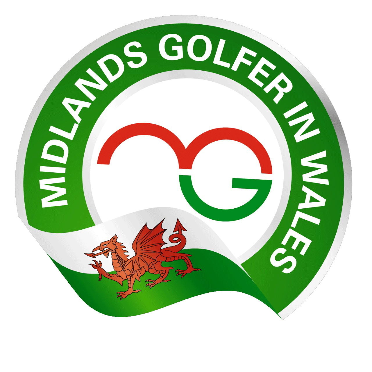 Midlands Golfer in Wales logo