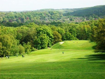 Allestree Park Golf Course