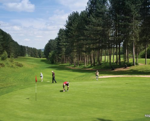Perton Park Golf Club