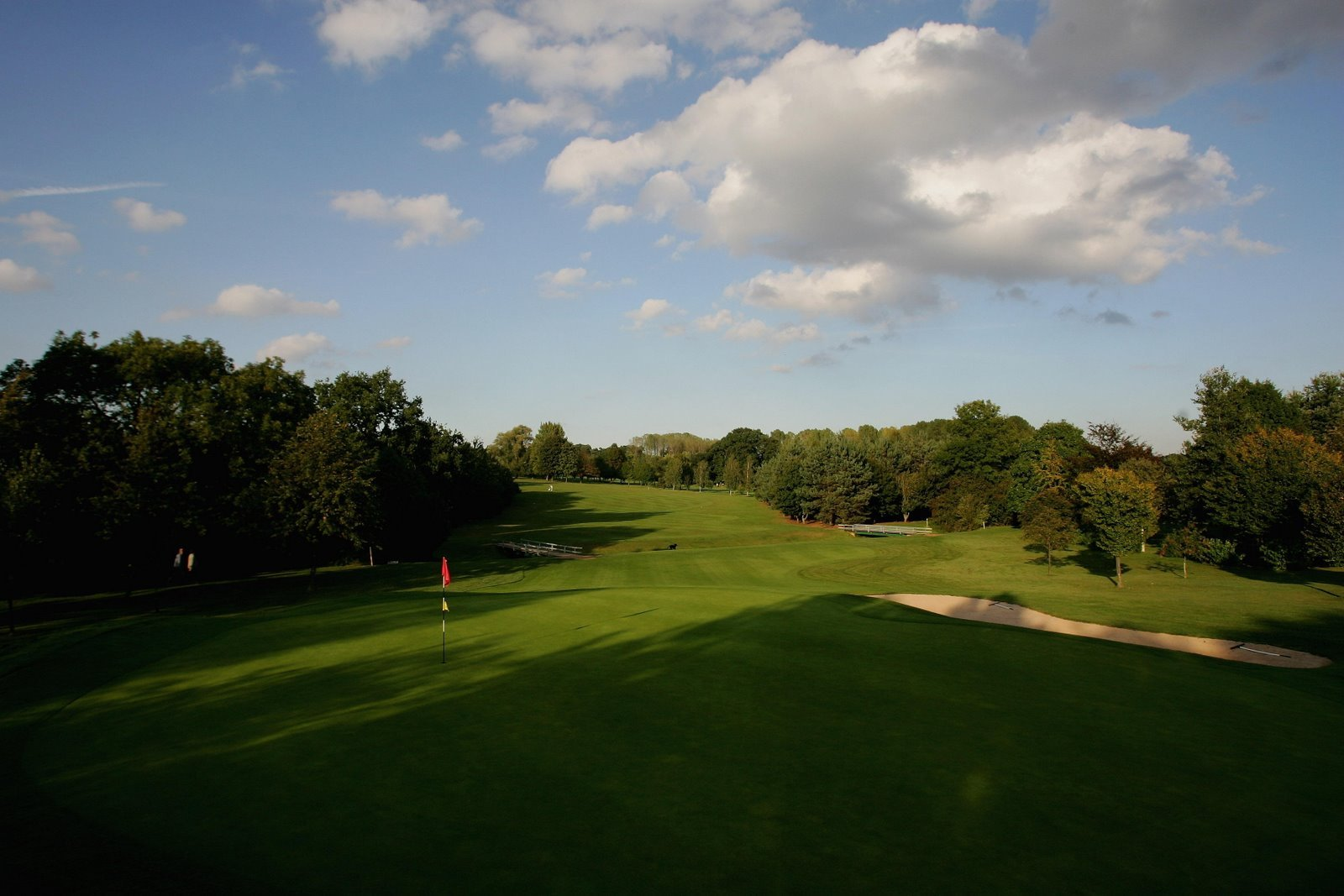 The Leicestershire Golf Club 11th Green