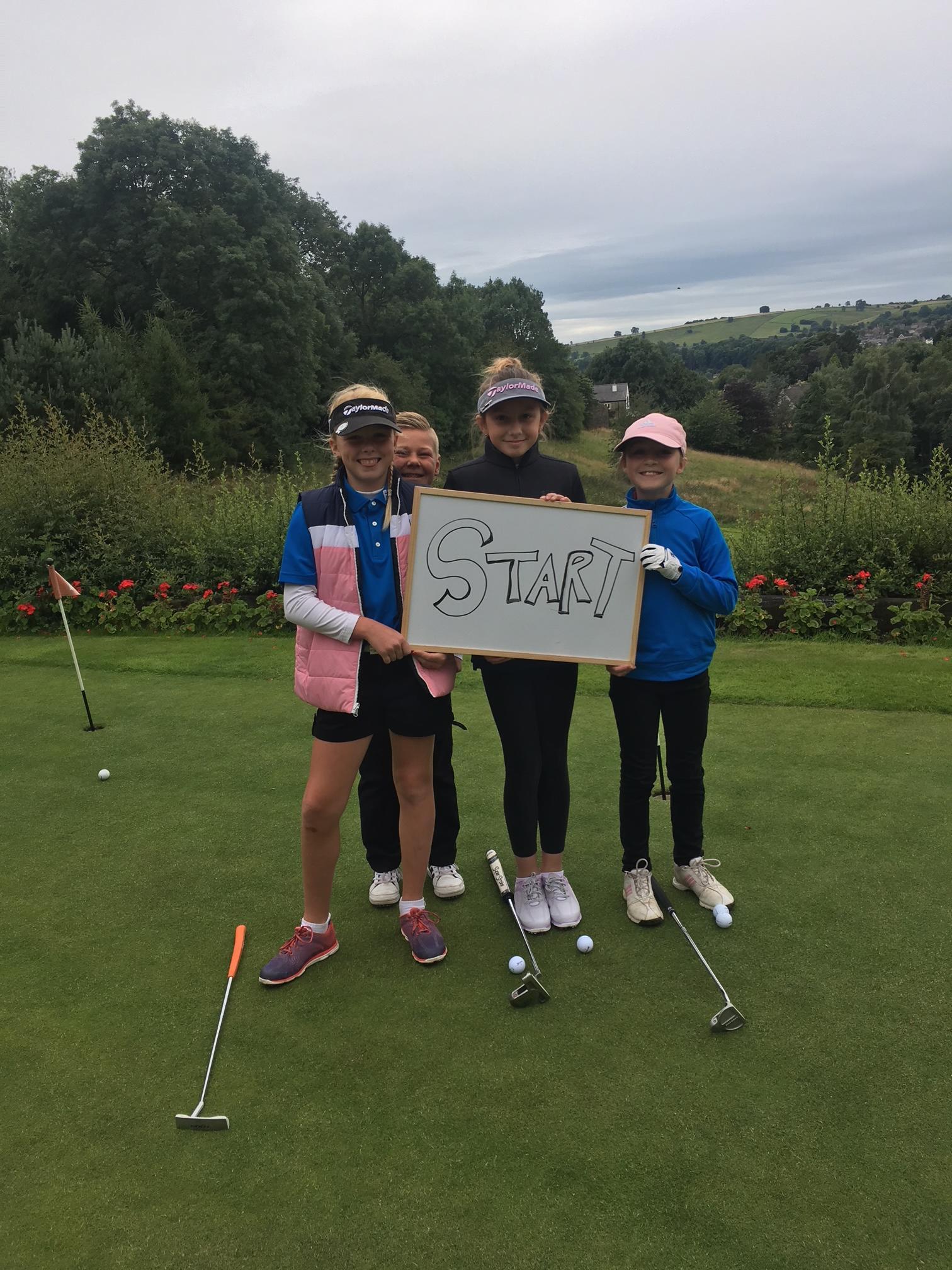 Derbyshire Futures Tour 2017
