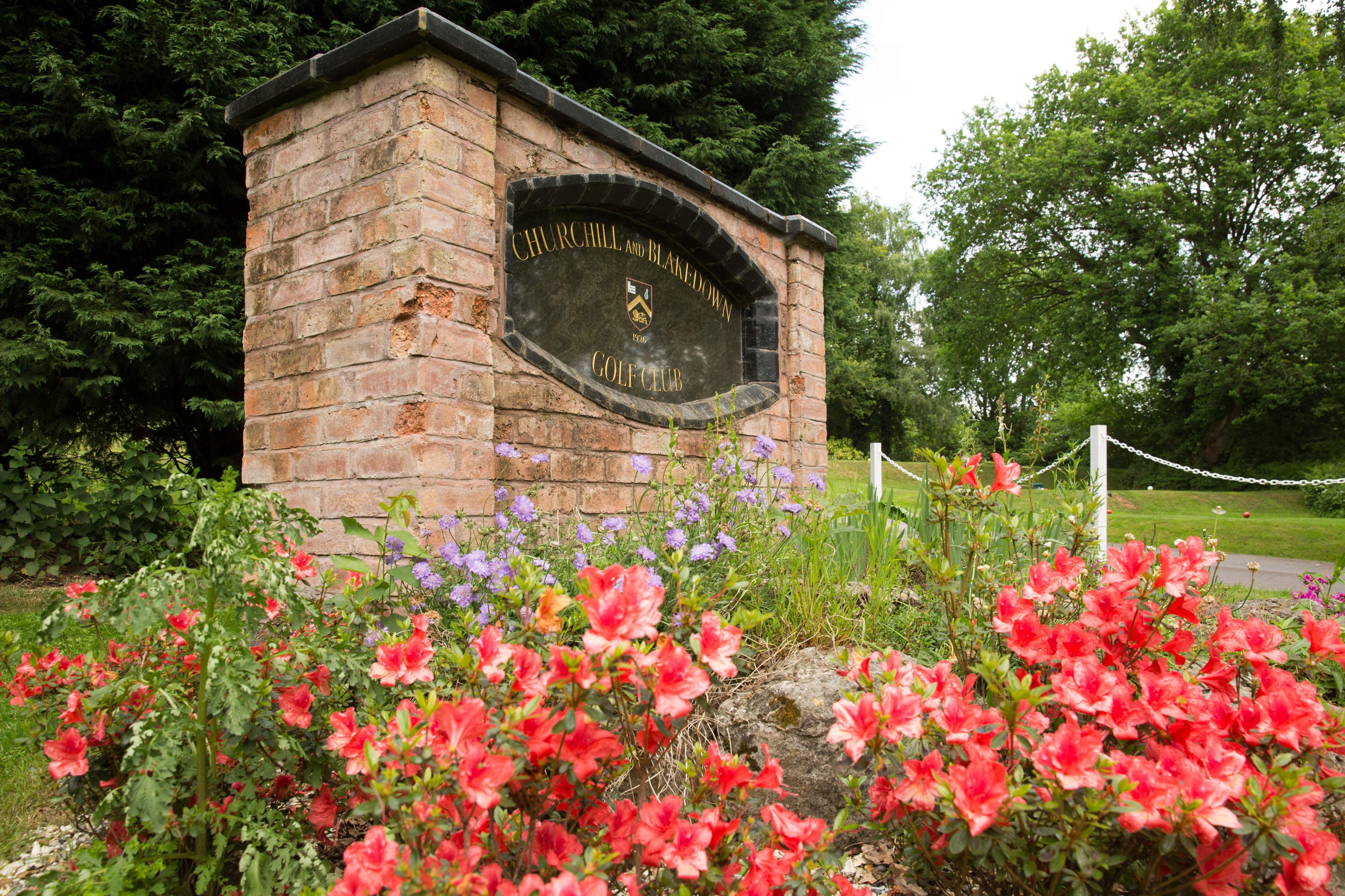 Churchill and Blakedown Golf Club