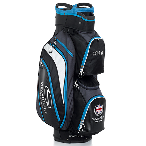 Stewart golf new bag collection