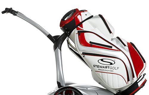 Stewart golf new bag collection