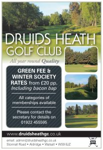 golf society Archives - Midlands Golfer