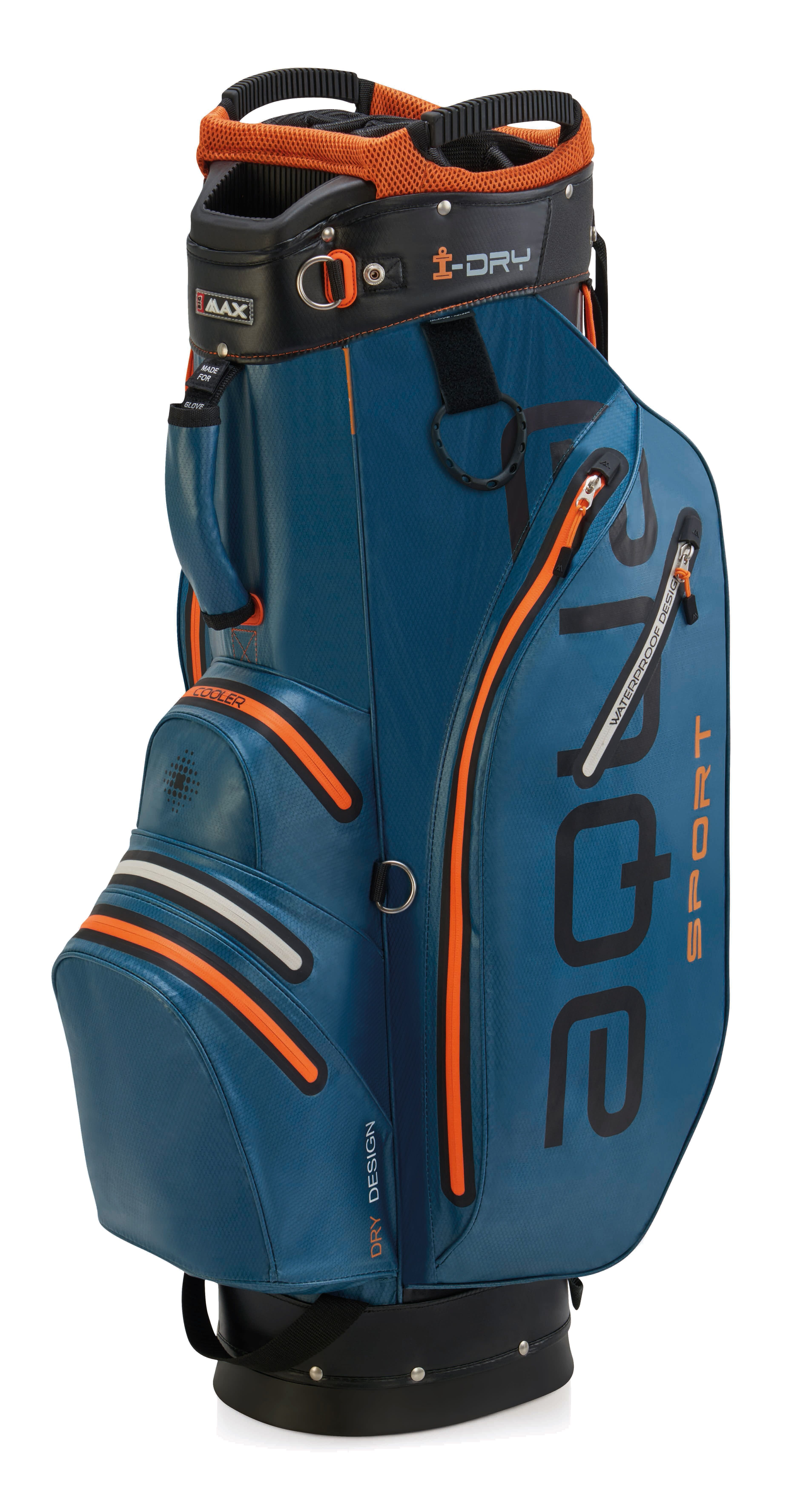 The AQUA Sport 2 is the second generation of the brand s most successful cart  bag. With a 14 way a1725013ecb65