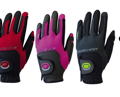 zoom aqua control gloves