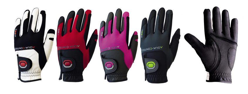 zoom aqua control gloves