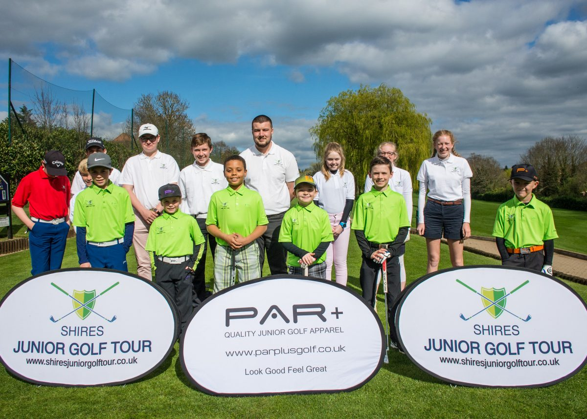 shires junior tour