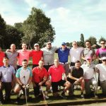 DOGS Whitefields 1st tee