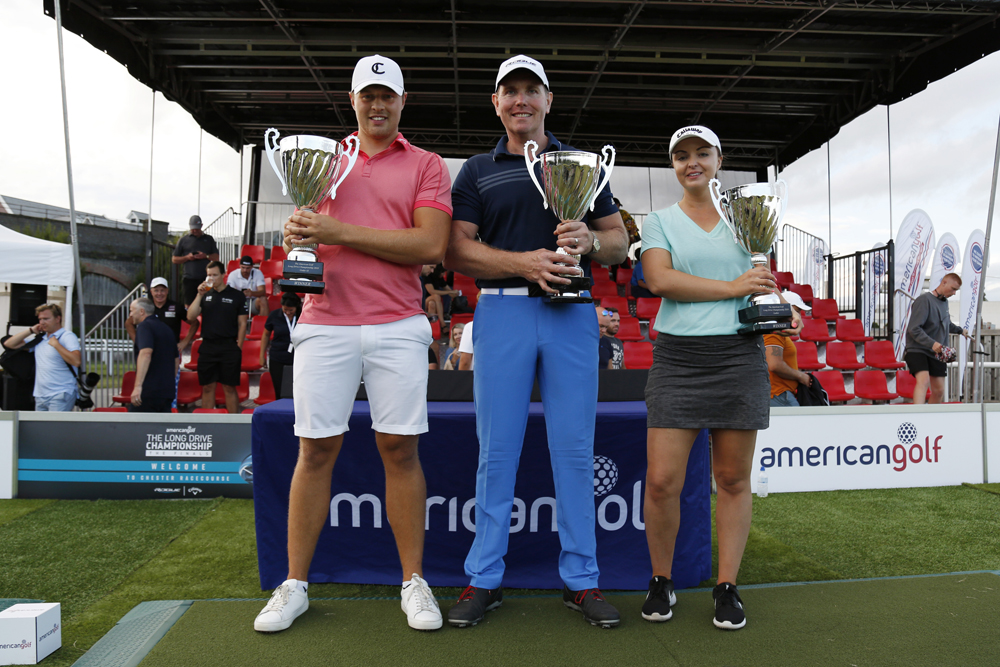 American Golf Long Drive CompetitionChester Race Course2nd August 2018