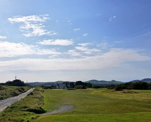 Pwllheli Signature Hole 10th