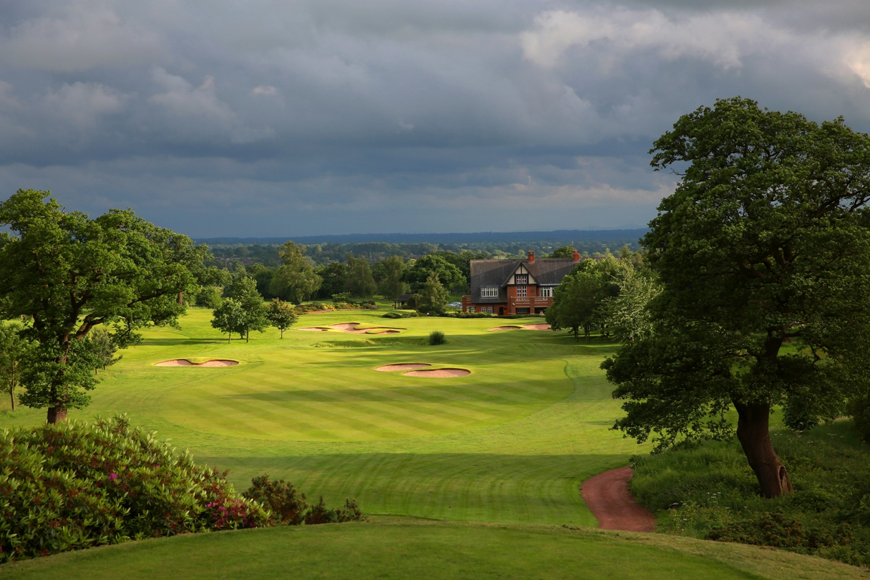 18th carden park cheshire - MG Pick