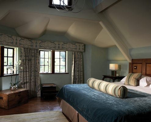 The Manor House Hotel Bedroom