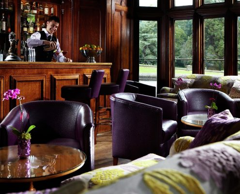 The Manor House Hotel - The Full Glass Bar