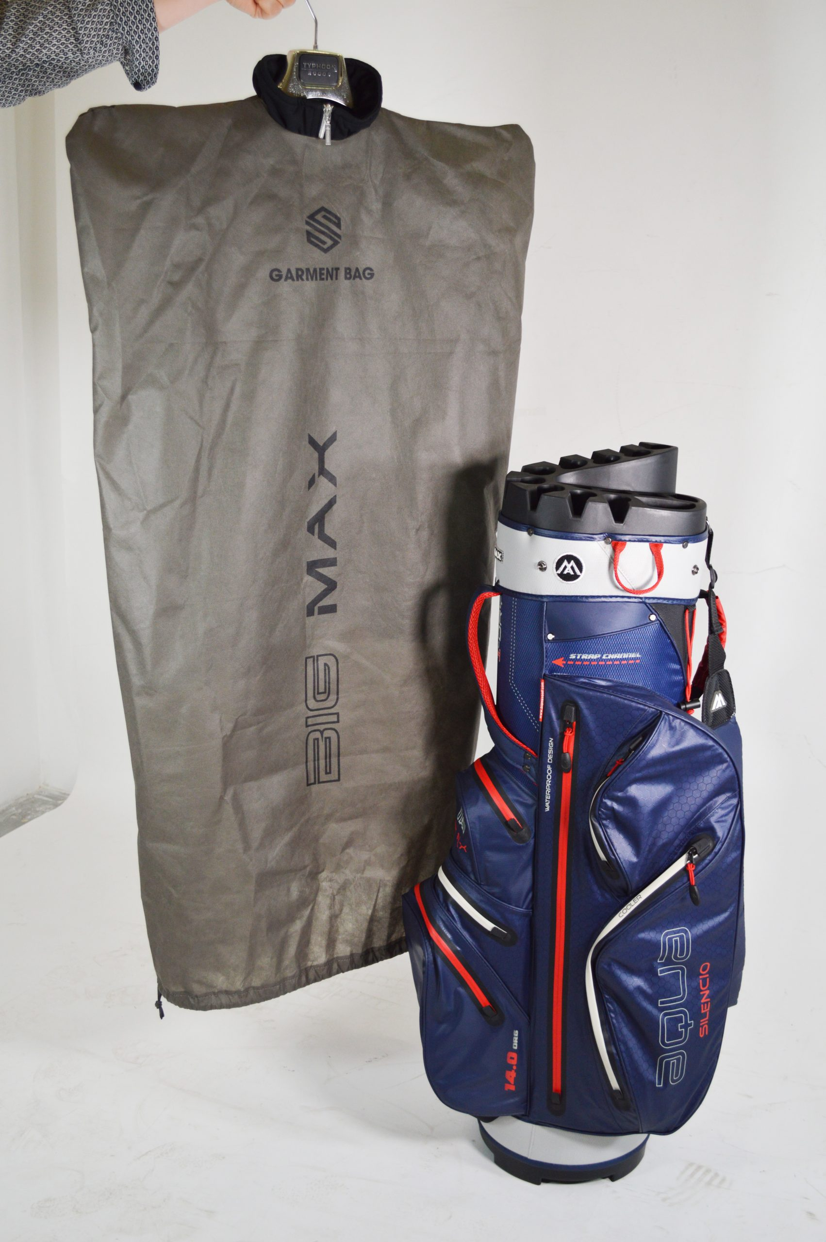 Big Max Kleidersack mit Tasche